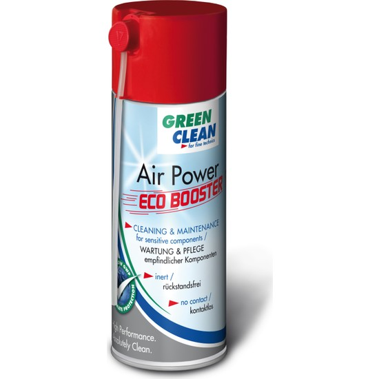 Green Clean G-2044 Air Power Eco Booster 400ml Tüp Hava Spreyi