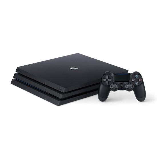 Sony Playstation 4 Pro 1 Tb Oyun Konsolu 7216-B (Sony Eurasia) Türkçe Menü