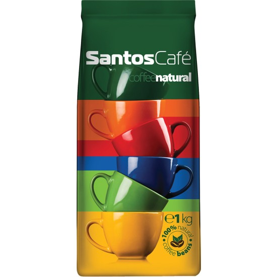 Santos Espresso Çekirdek Kahve