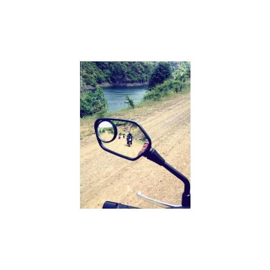 Prc Motosiklet Kör Nokta Aynası Takım