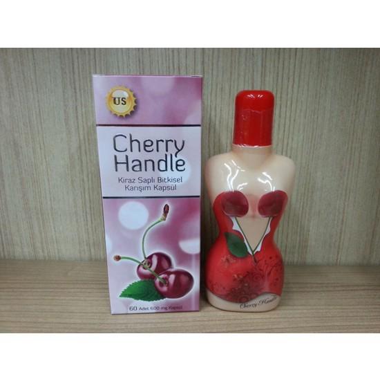 Cherry Handle Bitkisel Kapsül