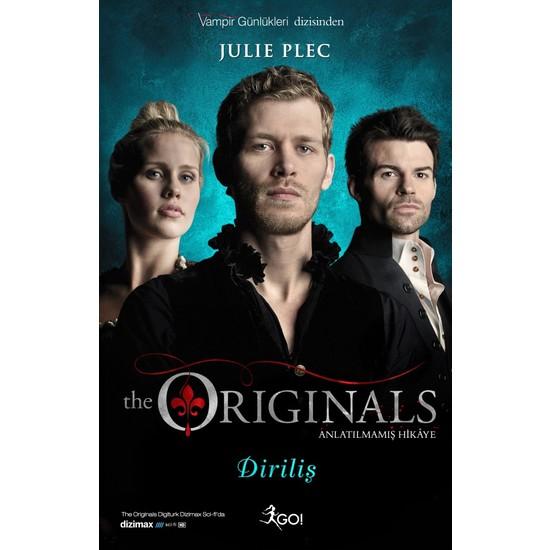 The Originals: Diriliş - Julie Plec
