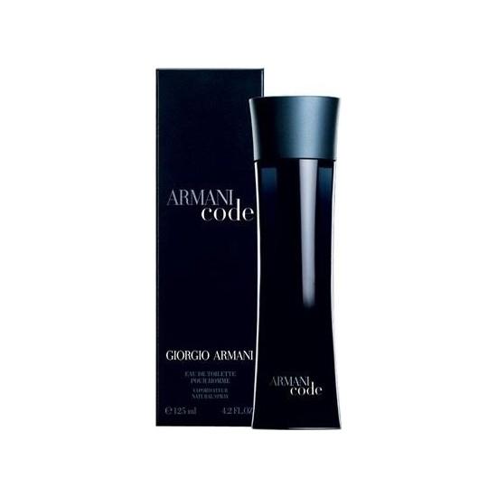 Giorgio Armani Code Edt 125 Ml Erkek Parfümü