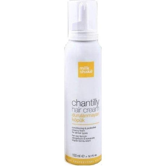 Milk Shake Chantilly Hair Cream Durulanmayan Köpük 150 Ml.