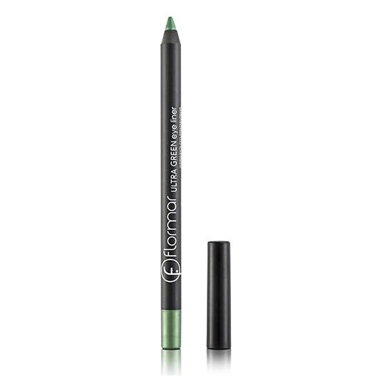 Flormar Ultra Eyeliner Sedefli Yeşil