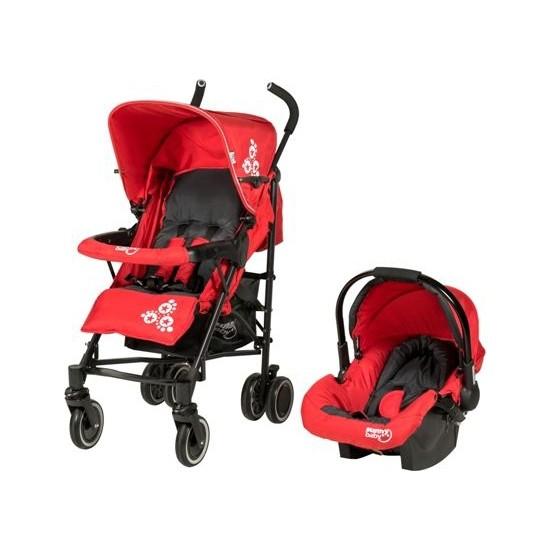 Sunny Baby 757 Jimmy Bebek Arabası Kırmızı