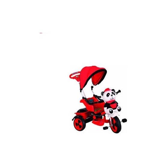 Ümit Bisiklet Tenteli Bisiklet Kırmızı