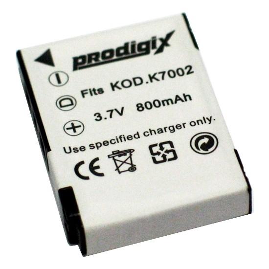 Prodigix Kodak 7002 Kamera Bataryası
