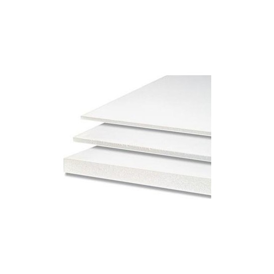 İdora Fotoblok 50 x 70 cm - Beyaz - 10 mm (5'li Paket)