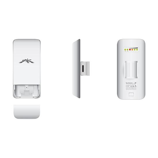 Ubıquıtı (Ubnt) Nanostation Loco M5 1 Port 150Mbps Access Point 5 Dbi Anten 5Ghz