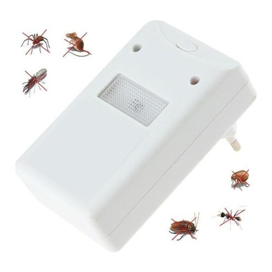 Cix Multi Koruma Frekans Gece Lambalı Sinek Böcek Kovucu 150347