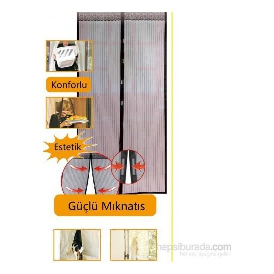 Cix Rem Manyetik Kapı Sinekliği Desenli