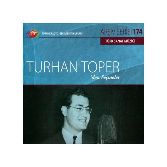 Turhan Toper - Trt Cd Arsıv 174 (CD)