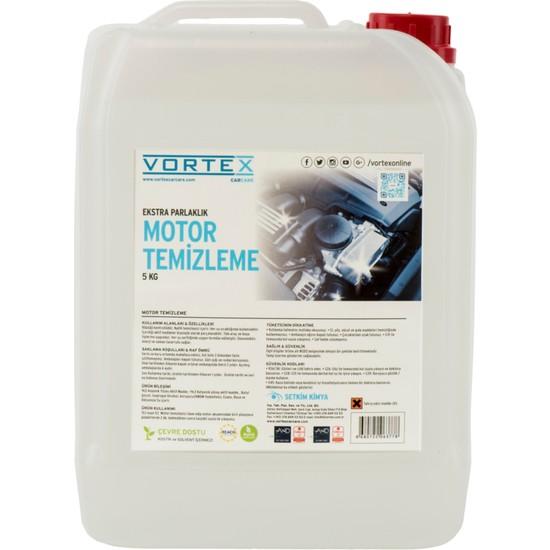 Vortex Motor Temizleme Sıvısı 5 Kg