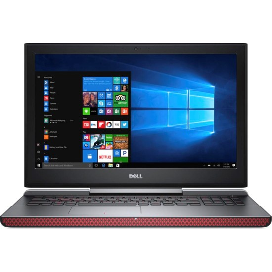 Dell Gaming 7566 Intel Core i5 6300HQ 8GB 1TB GTX960M GTX960M Windows 10 Home 15.6 Full HD Taşınabilir Bilgisayar B6300W81C