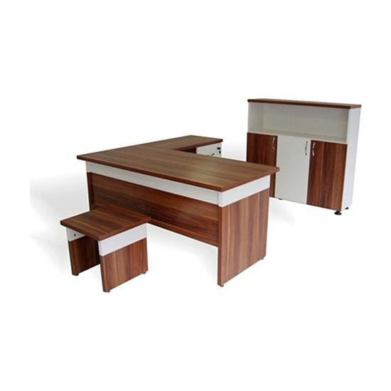 Vena Sıla Masa Takımı Erik-Beyaz
