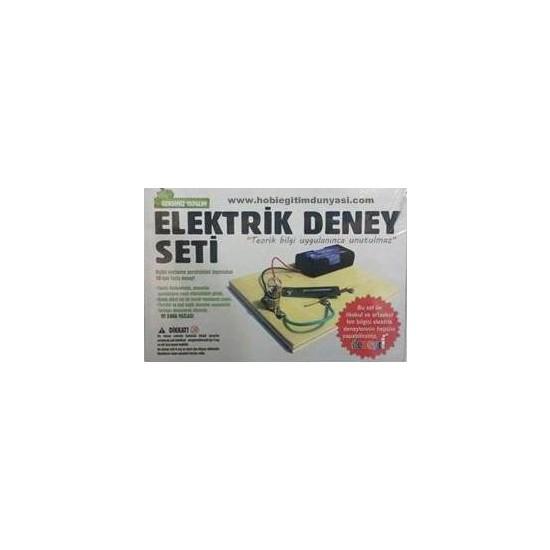 Fenset Elektrik Deney Seti