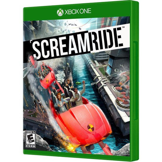 Screamride Xbox One Oyun