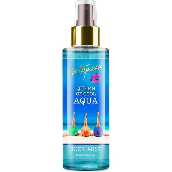 Eda Taşpınar Queen Of Aqua Body Mist Body Mist 200 Ml
