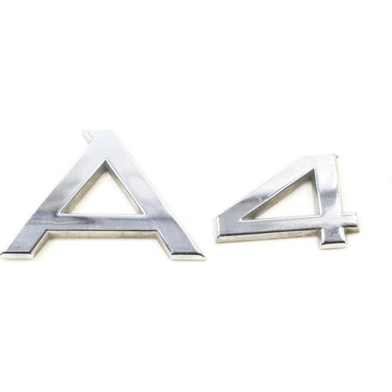 Wolcar Audi A4 Yazı