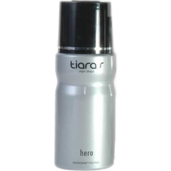 Tiaras Hero 150Ml Erkek Deodorant