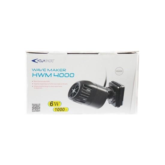 Resun Aqua Syncro Hwm 4000 Akvaryum Dalga Motoru 6 Watt - 1000L/Hr