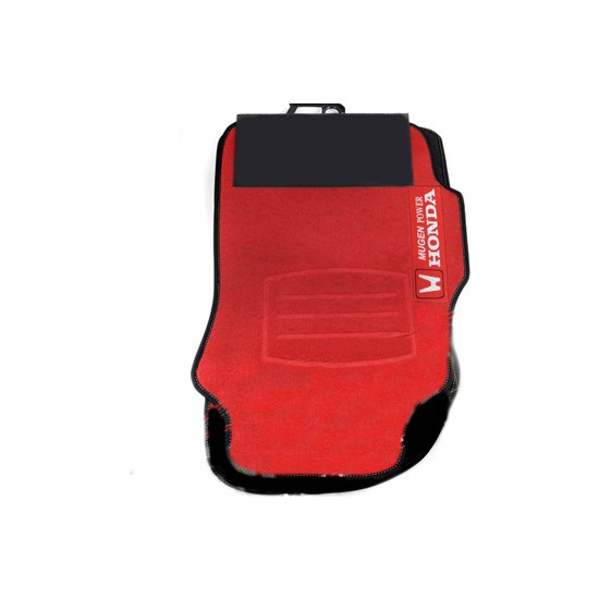 Mugen Power Honda Civic 2001-2005 Halı Paspas Kırmızı