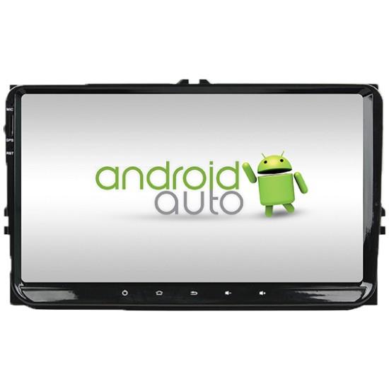 Volkswagen Universal Multimedya NAvigasyon Kamera Bluetooth Android