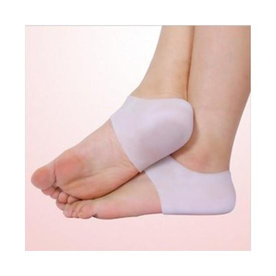 Orthosev Silikon Topuk Dikeni Çorabı