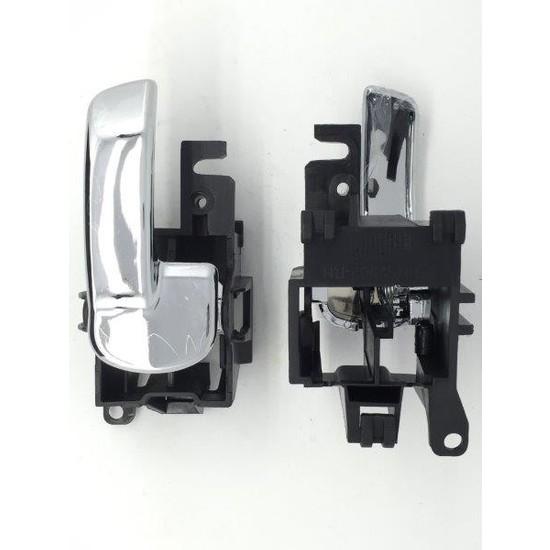 Nissan Navara İç Kapı Kolu Ön - Arka Sağ Butonsuz 80670-4X02B