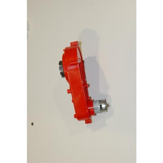 Pilsan Motorlu Şanzıman 6v. 9200 Devir kırmızı8000013009