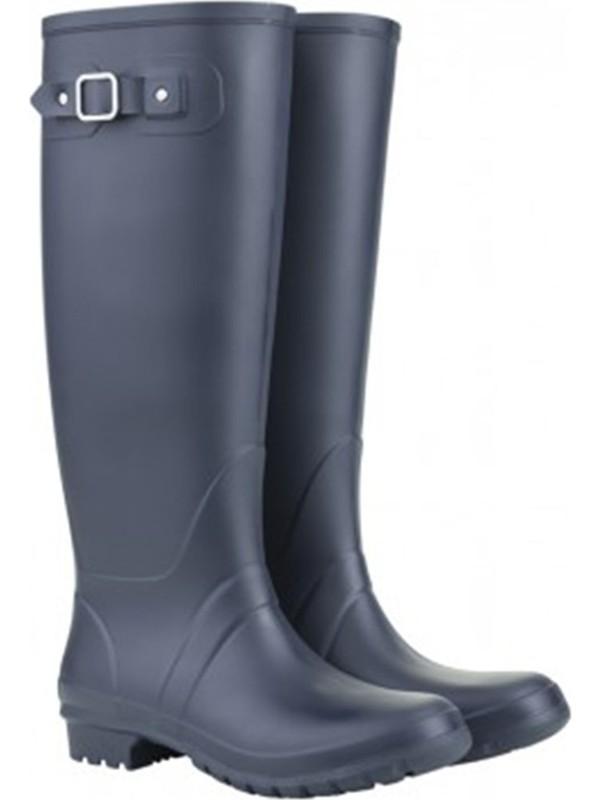 Igor W10130-O94 Lacivert Kadın Yağmur Çizmesi