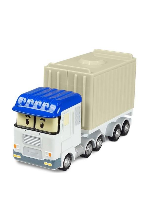 Robock Shipping Police Station Game Set