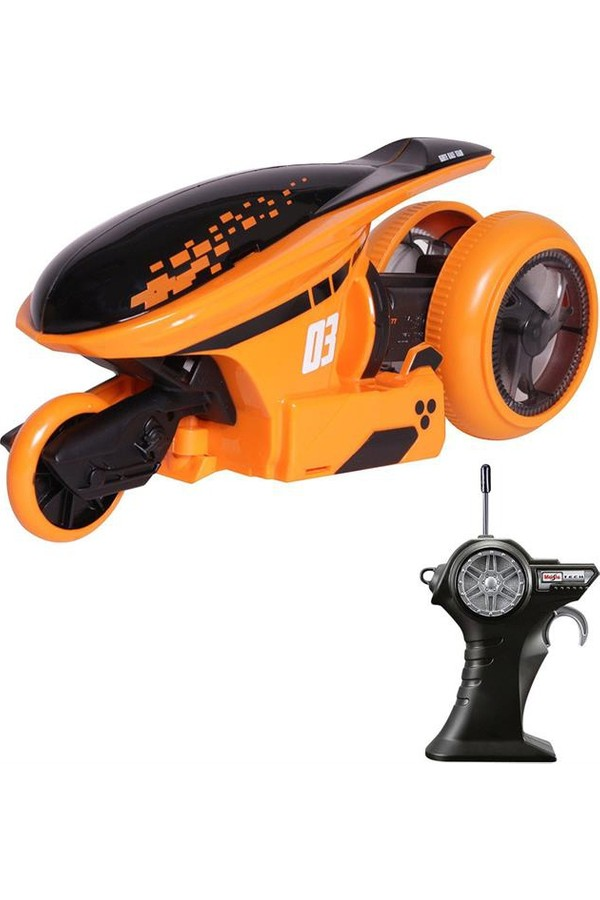 Maisto Tech Cyklon 360 / C Engine Orange