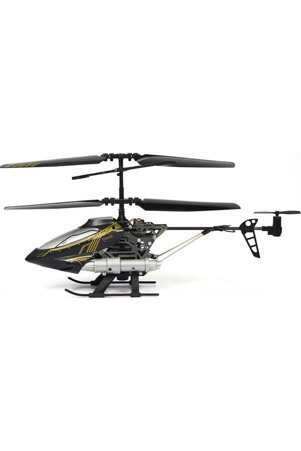 Silverlit Hove Dragon U.K. Helicopter 3CH Gyro Gray