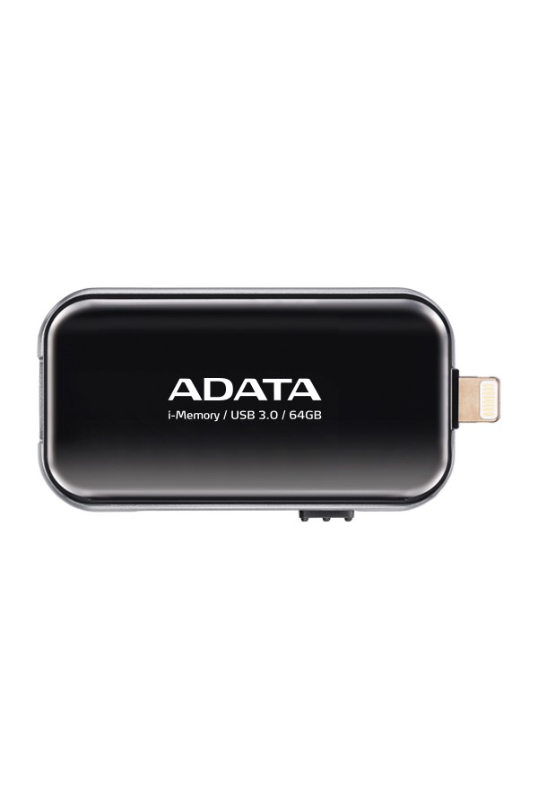 Adata USB Memory for Apple Devises AUE710-64G-CBK