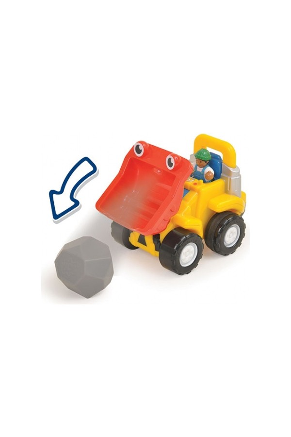 Wow Rocks Truck Kid's Toy