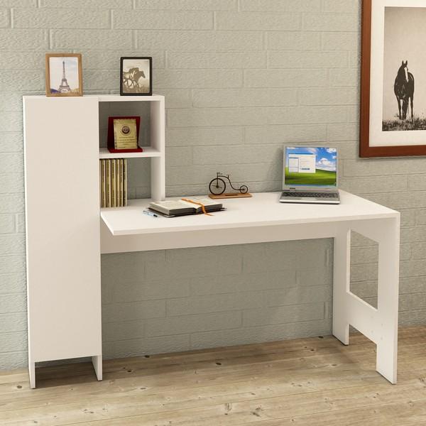 hepsiburada home çalışma masası - beyaz
