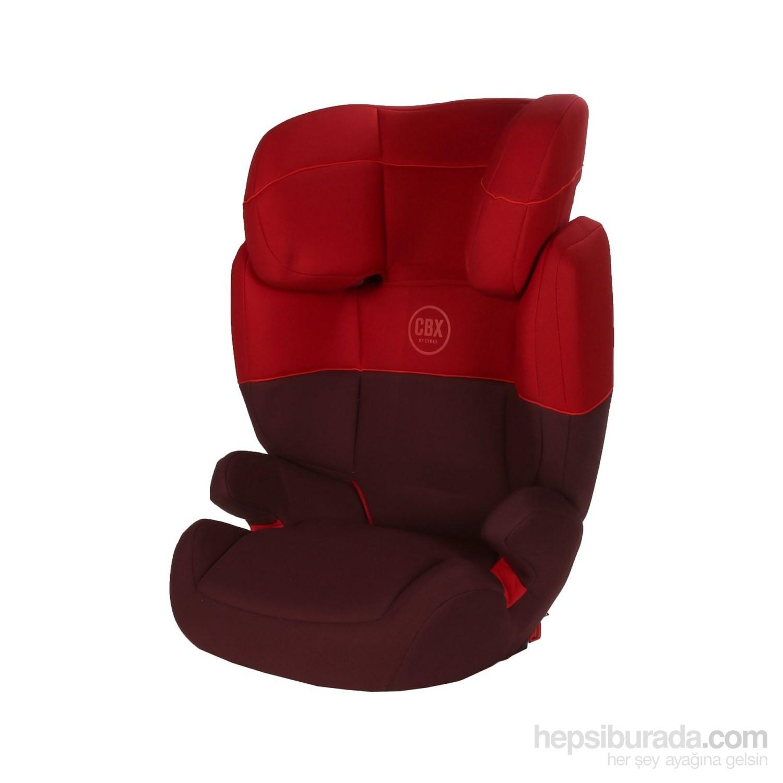 cybex aura fix 9 36 kg oto koltu u rumba red fiyat. Black Bedroom Furniture Sets. Home Design Ideas