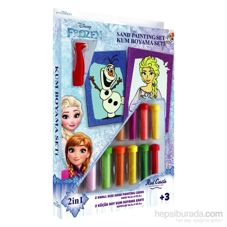 Disney Ikili Kum Boyama Seti Frozen Elsa Ve Olaf Fiyati