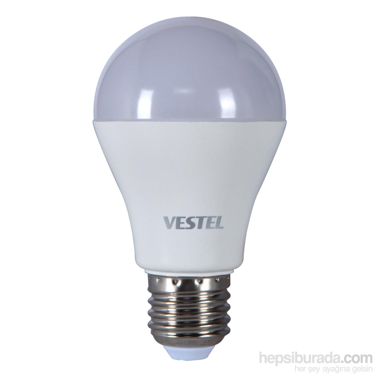 Vestel Led Ampul - E27 - 10W - 5000K - Beyaz Işık Fiyatı