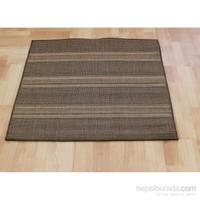 Jüt Tekstil Mizansen Sisal Halı 3033 100X100 Cm