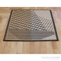 Jüt Tekstil Mizansen Sisal Halı 3038 100X100 Cm