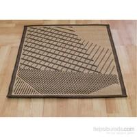 Jüt Tekstil Mizansen Sisal Halı 3032 100X100 Cm