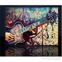 Gitar Kanvas Tablo