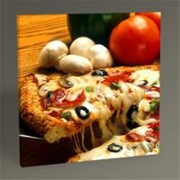 Tablo 360 Pizza Pizza Tablo 30X30