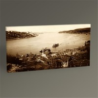 Tablo 360 Kandilli,İstanbul 1928 Tablo 60X30