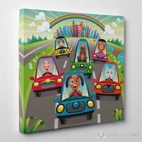Tabloshop - Çocuk Odası Tabloları 7 - 60X60cm