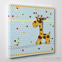 Tabloshop Zürafa Kanvas Tablo
