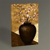 Tablo 360 Cherry Blossom İn Vase Tablo 45X30